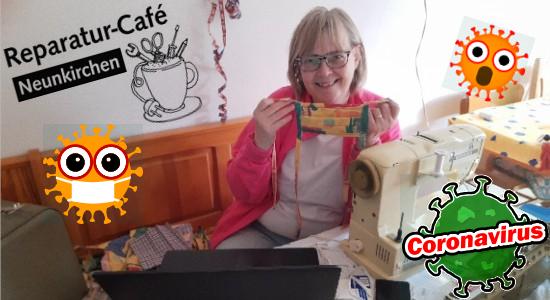 Reparatur-Café auch bei Corona aktiv