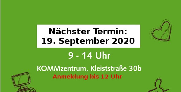 Reparaturtag im September